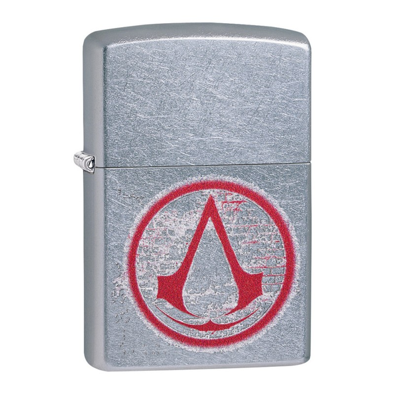 Assassins Creed Zippo 2019 Druck Gravur By Moser Cigarren Thun